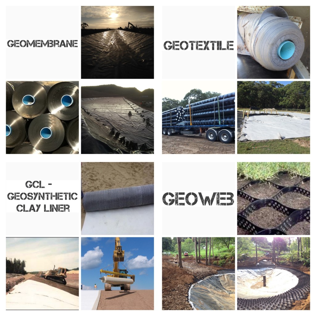 Geosynthetic Products